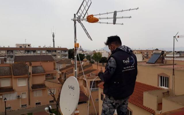 Antenista Rojales, antenas rojales,