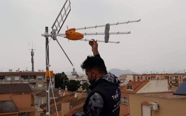 Antenista Rojales Alicante