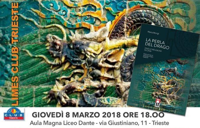 8 Marzo 2018 – Le Vie della Seta e della cultura