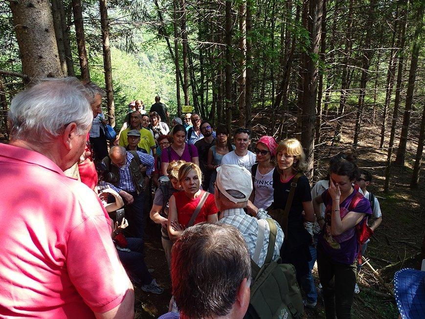 Festa delle erbe e del benessere 2018 a Tramonti di Sopra