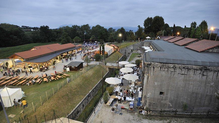 Festa al Forte a Brazzacco