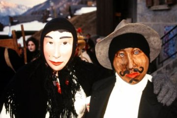 Carnevale Sauriano a Sauris