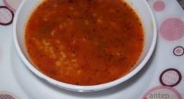 Bulgur Çorbası
