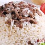 Üstü Kapamalı Pirinç Pilavı