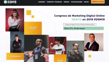 congresos gratuitos de marketing en Latinoamérica