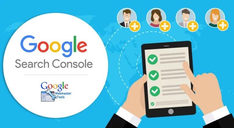 Consola de búsqueda de Google, - Herramientas para webmasters de Google