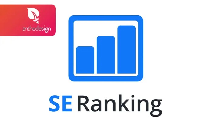 SE ranking marketing plan