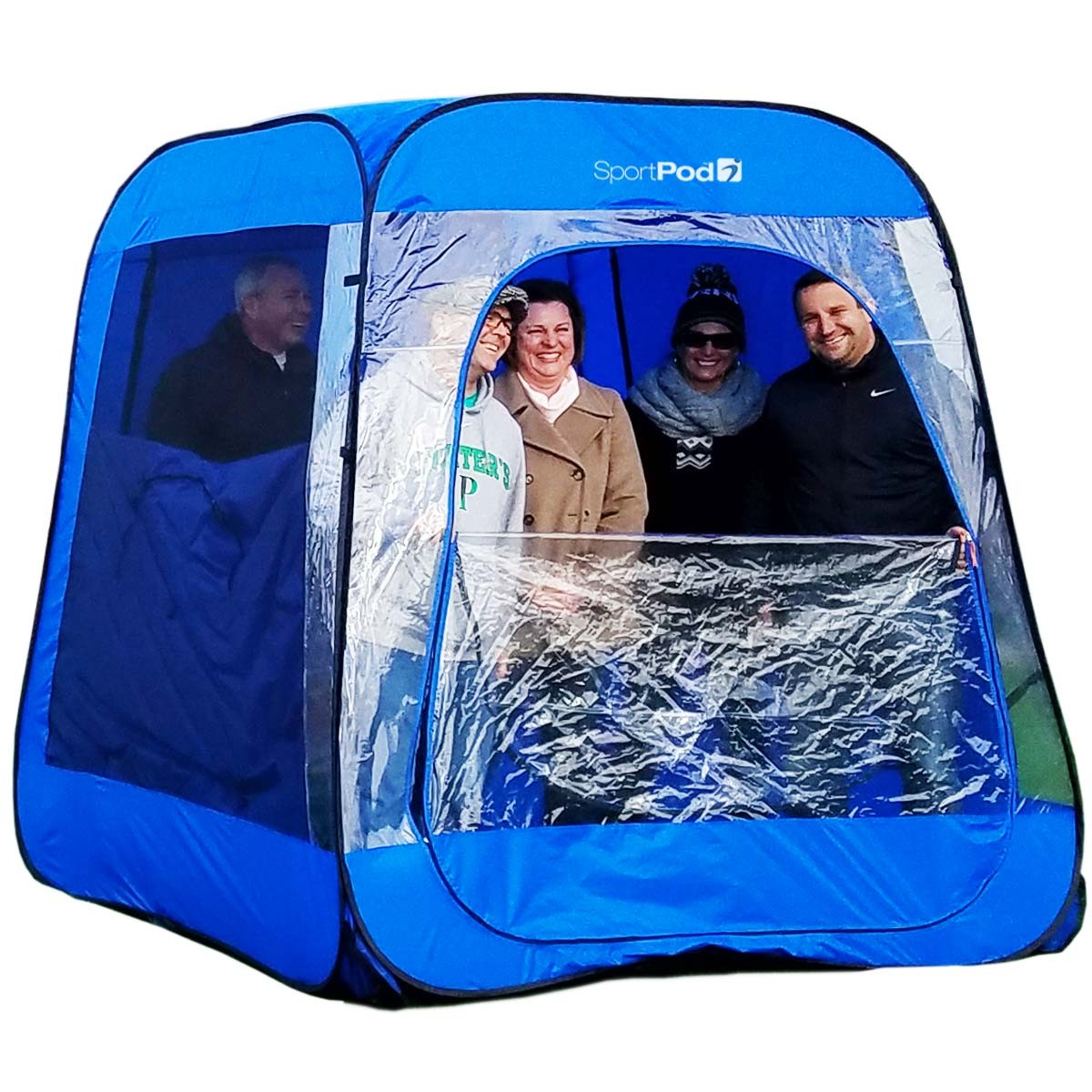 Teampod All Weather Sportpod Pop Up Chair Tent