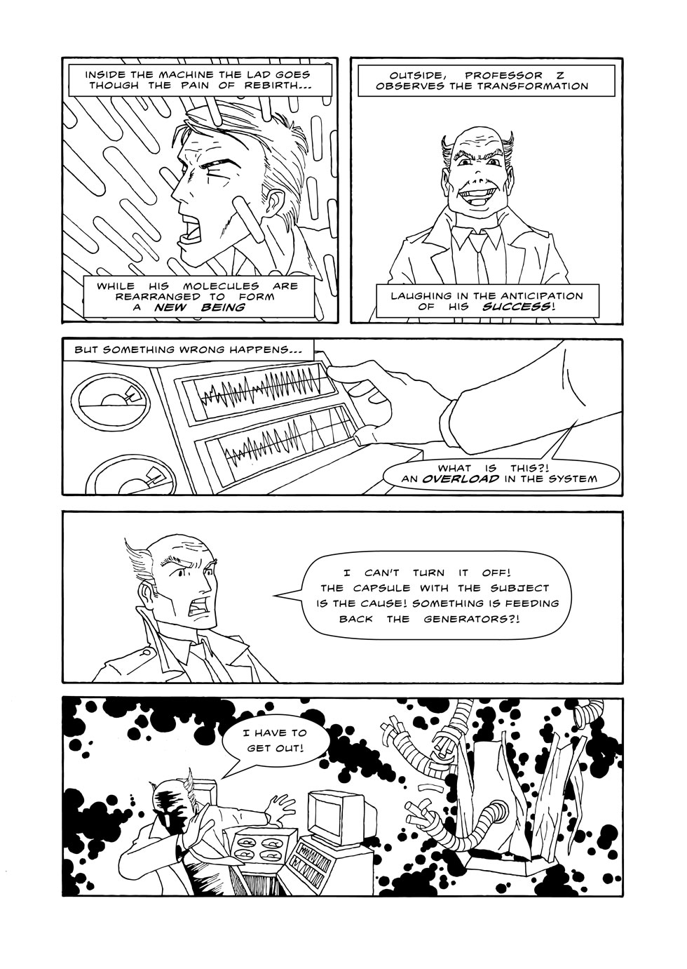 Fireant: Genesis (page 9)