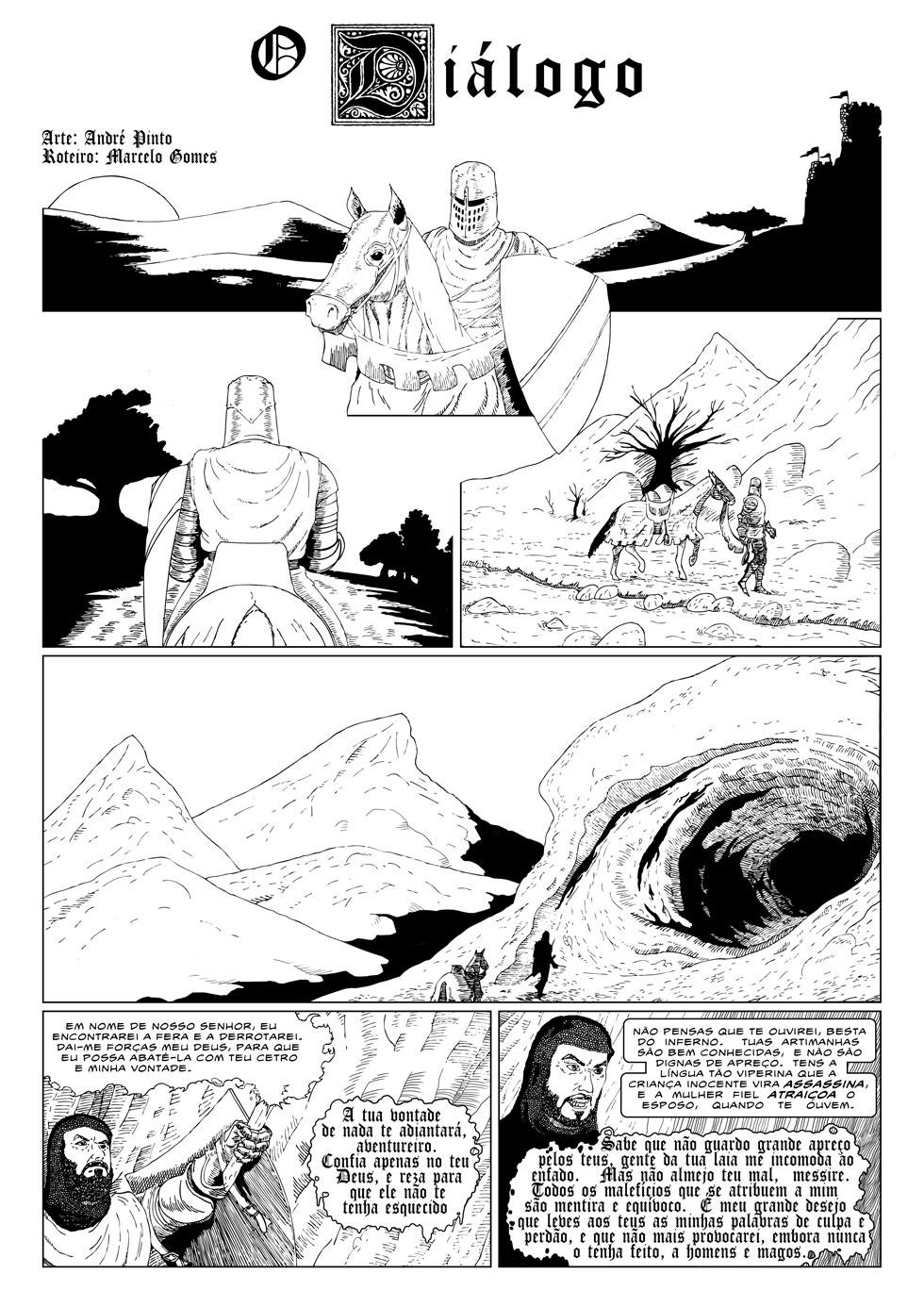 O Diálogo (página 1 de 4)