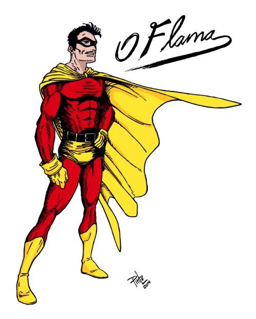 O Flama
