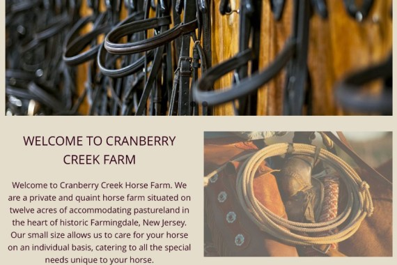 Cranberry Creek Horse Farm