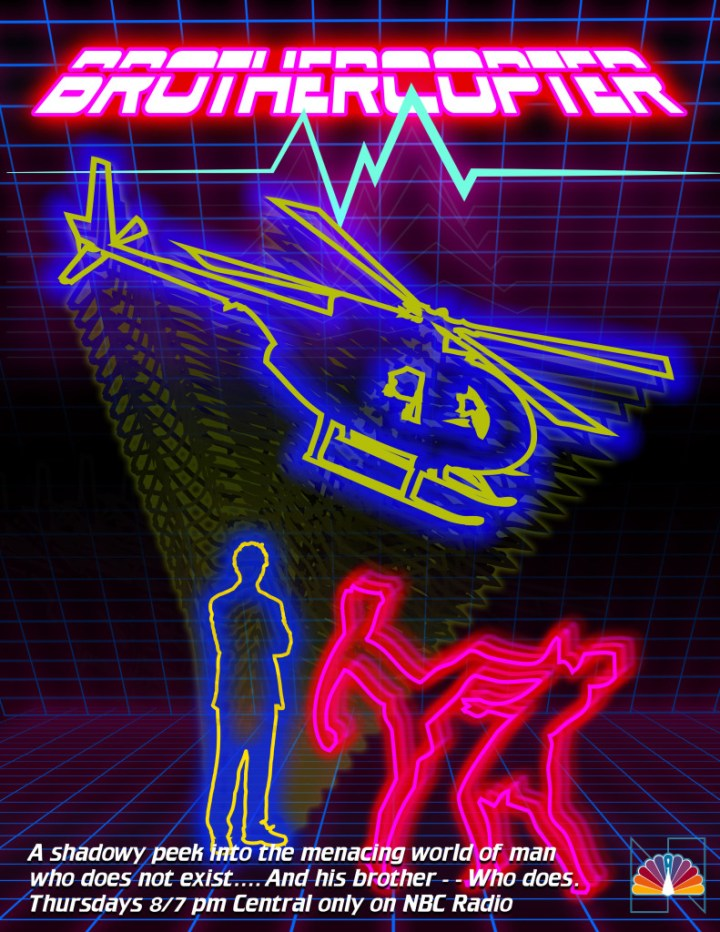 Brothercopter Poster