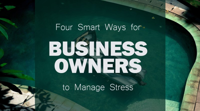 Managing Stress Small Business