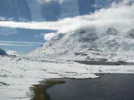 On the Bernina line, through Graubuenden.
