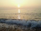 Dieppe sunset
