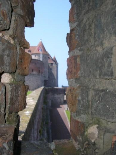 Dieppe's castle