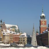 """The Warsaw """"Old Town"""" is smaller than many European historic centers, but it has character."""