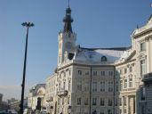 Warsaw city hall.