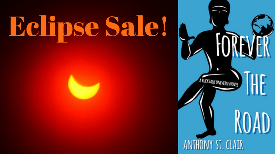 Eclipse Sale on Forever the Road Anthony St. Clair