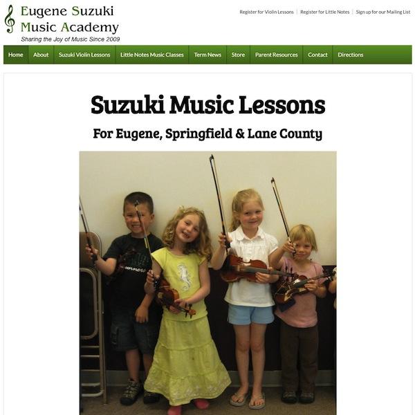 Eugene Suzuki Music Academy (ESMA)