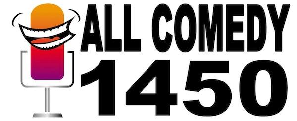 1450 AM All-Comedy Radio
