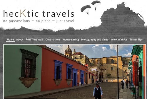 Cool travel blogs - go to Hecktic Travels
