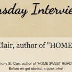 The Thursday Interview - 10 Questions with Anthony St. Clair