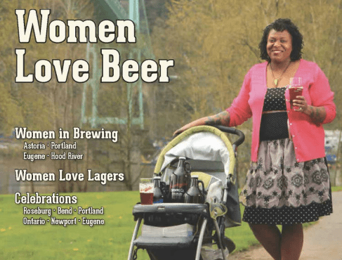 Oregon Beer Growler, May 2014