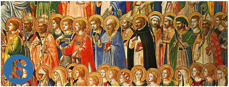 Santos mártires sangrientos