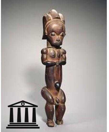 Las esculturas del Rio Muni