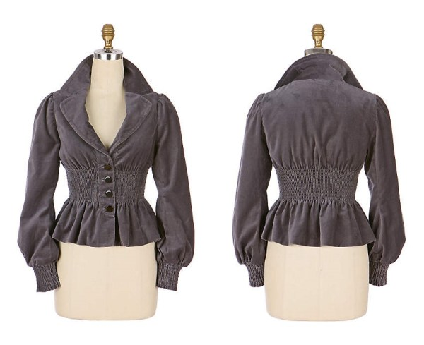 Anthropologie Ormond Jacket (2006)