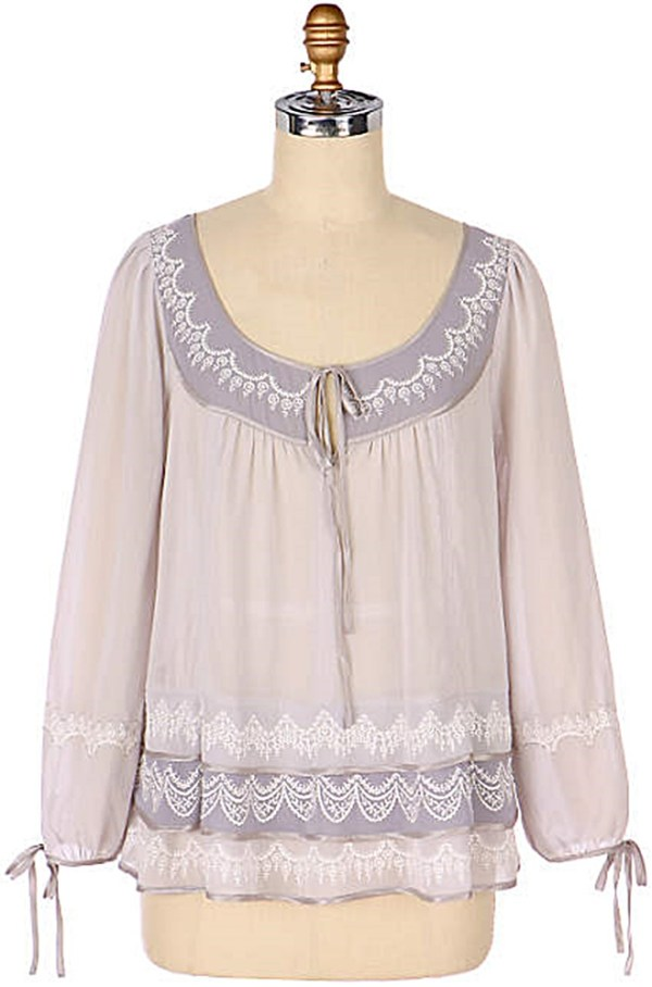 Anthropologie Paloma Top by Lithe (2006)