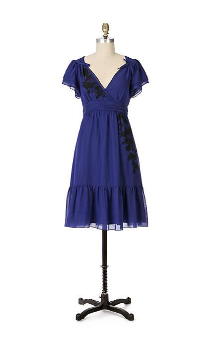 Anthropologie Petit Four Dress 2007