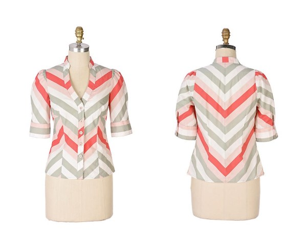 Anthropologie Pinnacle Blouse
