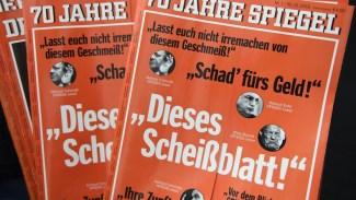 """Soweit ist es schon gekommen – Der Spiegel fordert """"Schränkt die Versammlungsfreiheit ein"""""""