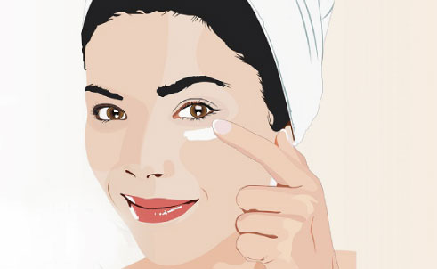 vitamin k for dark circles