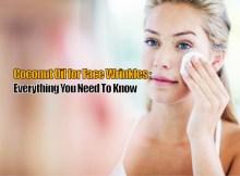 coconut oil for face wrinkles