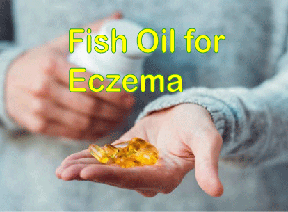 fish oil for eczema