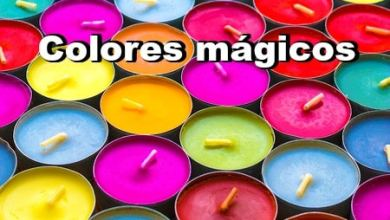 Photo of Los colores mágicos para rituales