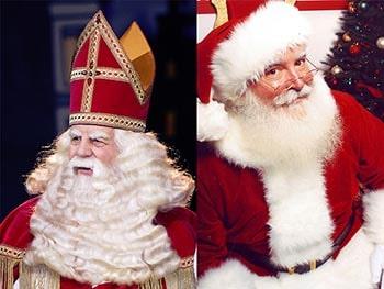 San Nicolás Santa Claus nombres mágicos para niño