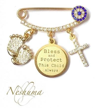 Amuletos para bebes Imperdibles
