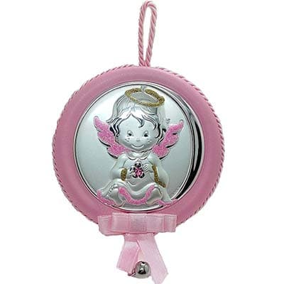 Medalla cuna amuletos para bebés