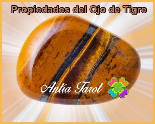 Propiedades de la piedra Ojo de Tigre