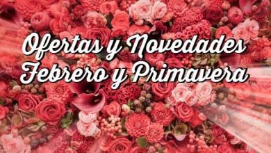 Photo of Ofertas Febrero y Primavera y MÁS NOVEDADES