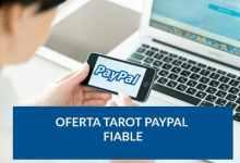OFERTA TAROT PAYPAL FIABLE.ANTÍA TAROT