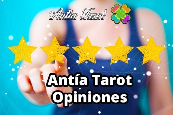 Antia Tarot Opiniones