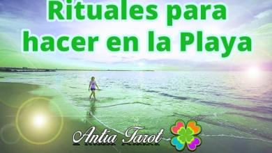 Photo of 4 Rituales para hacer en la Playa