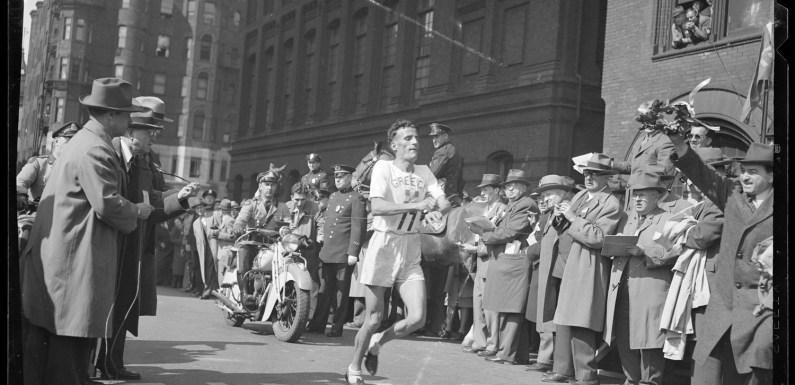 Η ιστορία του ήρωα Στέλιου Κυριακίδη στον Μαραθώνιο της Βοστώνης το 1946!