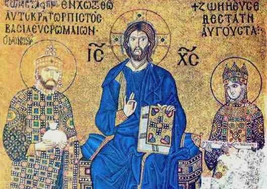 Φράγκοι και Ευρωπαϊκή Ένωση, Ρωμιοί και Καθολική* Ορθοδοξία.